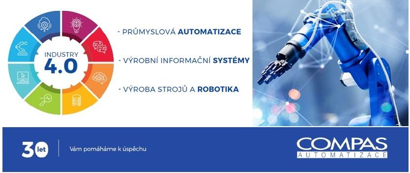 Compas automatizace, spol s r.o. - profil společnosti